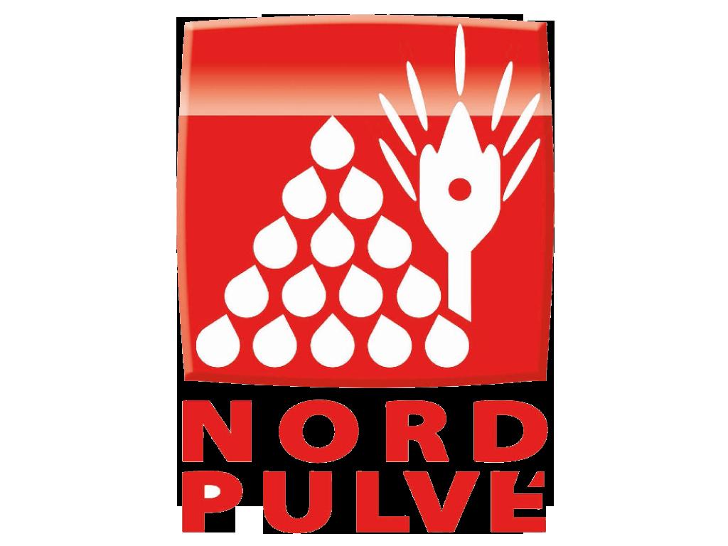 Nord Pulve logo sur mesure
